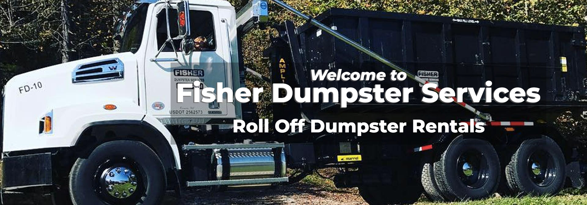 Fisher Dumpster Services